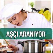 Aşçı iş ilanı